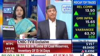 Shri Gurdeep Singh, NTPC,CMD on CNBC TV 18