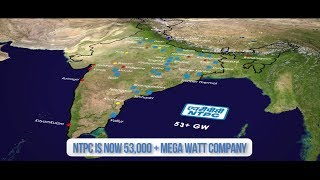 NTPC Corporate Film (English)- 2018