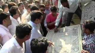 Visit to Raghurajpur in Puri district of Odisha