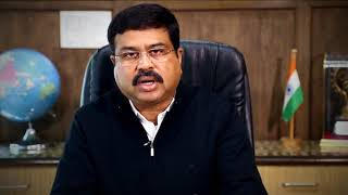 Message from Shri Dharmendra Pradhan