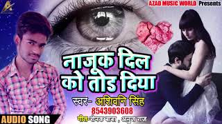 Bhojpuri Sad Song - नाजुक दिल को तोड़ दिया - Ashiwini Singh - Bhojpuri Sad Songs 2018