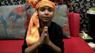 Singer Rishu babu ne kiya bada khulasa.  Akhir kya bola aur kyo bola? Dekhiye aur suniye