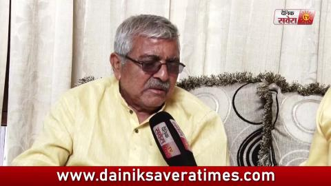 Exclusive Video-  Interview: Navjot Sidhu के हक में आए Dharamvir Gandhi