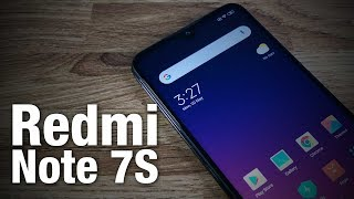 Redmi Note 7S brings the amazing 48MP camera to a lower price