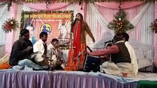 New Birha  Live  Stage Show -  उजाला यादव का - Sper Hit Birha Mukabla 2018