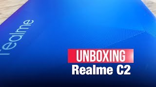Budget race heats up with new Realme C2 in the fray | Diamond Blue | Unboxing, Specs, Price