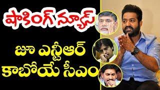 జూ ఎన్టీఆర్ కాబోయే సీఎం | Jr NTR Latest News | AP Next CM | Top Telugu TV