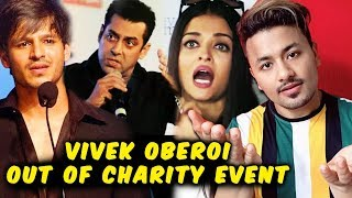 Vivek Oberoi Dropped From Charity Fund-Raising Event, After Salman-Aishwarya Meme Controversy
