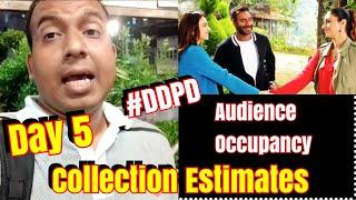 De De Pyaar De Audience Occupancy And Collection Estimates Day 5