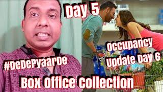 De De Pyaar De Box Office Collection Day 5 With Occupancy Update Day 6