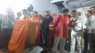 Sapna Chaudhary Full Support BJP