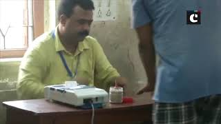 LS polls: Re-polling underway at a polling booth in North Kolkata