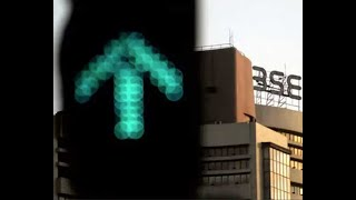 Sensex rises 140 pts ahead of election outcome; Nifty settles at 11,738