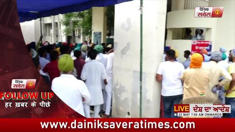 Video- Faridkot CIA Inspector खुदकुशी मामले में बुरी फंसी Punjab Police