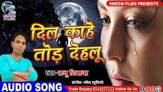 Bewafai Songs 2019 : दिल काहे तोर देहलू  | Lates - New Bhojpuri Sad Song 2019
