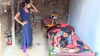 अकेली खूबसूरत मामी को देखकर भांजे ने किया गलत काम !! Mami Me Sath bhanje ne kiya Galat kaam