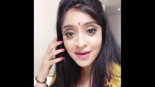 Live Singing - Shubhi Sharma   लॉलीपॉप लागेलू On Set बंधन प्यार के