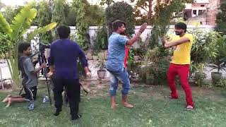 Full masti Album Sut Uthe dardiya raat me Supar star Samar singh choreography By Sandeep raj urf raj