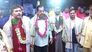 Mumtaz Ahmed Khan Inaugurates Barber Hood At Darushifa | @SACH NEWS |