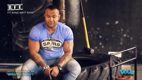 Watch The Politics of Bodybuilding competitions ft. Beast Chintu - Fit Raho Mast Raho (2019) | S01 E23 | Men