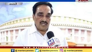 ભાજપના ઉમેદવાર CR Patilએ કરી મંતવ્ય ન્યૂઝ સાથે ખાસ વાતચીત - Mantavya News