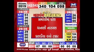 Lok Sabha Election Results: અમરેલીમાં પરેશ ધાનાણી અને નારાયણ કાછડીયા વચ્ચે ટક્કર