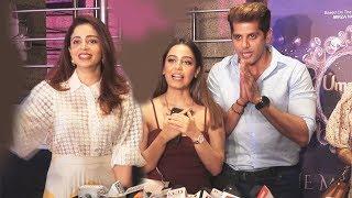 Karanvir Bohra Srishty Rode Neha Pendse | Bigg Boss Reunion | Salim-Sulaiman's Umrao Jaan Premiere
