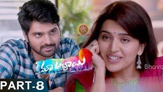 Maa Abbayi  Part 8 - Latest Telugu Full Movies - Sree Vishnu, Chitra Shukla