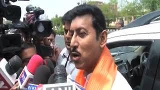 LOKSABHAELECTIONS2019 :घटिया राजनीति को बदलने का विक्लप लोगों को मिला - Rajyavardhan Singh Rathore