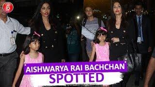 Aishwarya Rai Bachchan Returns After Attending Cannes Film Festival