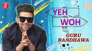 Yeh Ya Woh Deepika Padukone Or Katrina Kaif? Guru Randhawa Selects His Next Date