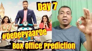 De De Pyaar De Box Office Prediction Day 7 l Will Elections Result Impact Ajay's Film!
