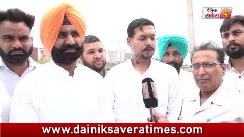 Exclusive Interview: बढ़ रही Lead को देखते हुए Fatehgarh Sahib में Congress का जशन शुरू