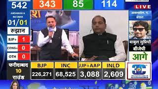 HIMACHAL की 4 सीटों पर जीत के बाद मुख्यमंत्री JAIRAM THAKUR से JANTA TV की खास बातचीत