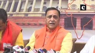 LS results: CM Rupani expresses gratitude to Gujarat people for giving chance again
