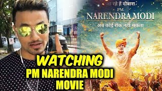 PM Narendra Modi Excitement | Expectations | Watching Now | Vivek Oberoi