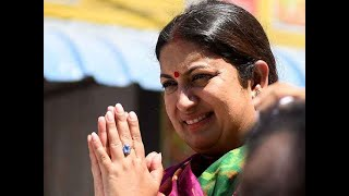 Amethi election results: Smriti Irani now leads over Rahul Gandhi by 20,000 votes
