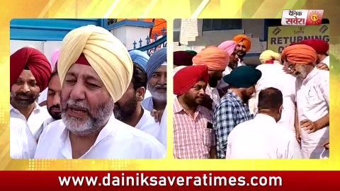 जीत के बाद Jasbir Singh Dimpa का Akali Dal पर बड़ा हमला