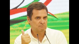 Rahul Gandhi concedes defeat in Amethi, congratulates Smriti Irani