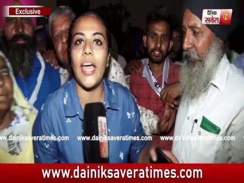 Exclusive Video Interview: जीत के बाद मां के गले लग रो पड़े Bhagwant Mann