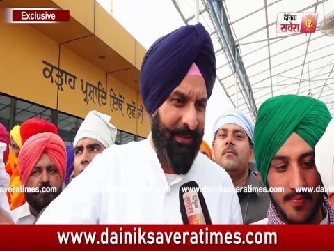 Exclusive Video Interview: Harsimrat Badal की जीत के बाद Majithia ने किया Manpreet Badal का Thanx