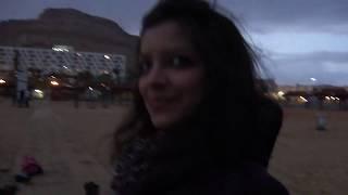 Fun In Lsrael Dead Sea With Saregamapa Team | Rini Chandra