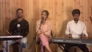 Moh moh ke dhaage | Dum laga ke haisha | Rini Chandra | female cover |