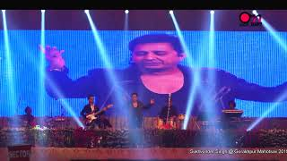 Aaja aaja Dil Nichode..||Sukhwinder Singh Live Show in Gotrakhpur Mahotsav 2019