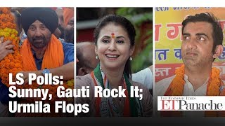 LS Polls 2019: Sunny, Gauti Rock It; Urmila Flops | ETPanache
