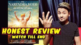 PM Narendra Modi HONEST REVIEW | Vivek Oberoi | Modi Biopic