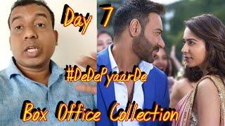 De De Pyaar De Box Office Collection Day 7