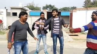 Masti टाइम अरविंद अकेला कल्लू फिल्म -दिल धक धक करे-Haw to Meking-bhojpuri film-2019