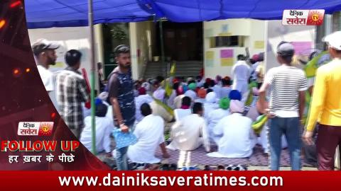Video- Faridkot CIA Inspector ख़ुदकुशी मामला: नहीं मिली लड़के की Dead Body, धरना जारी