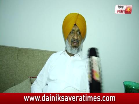 Exclusive Video Interview : MLA Laddi Sherowalia ने बनाया Santokh Chaudhary को दोबारा MP